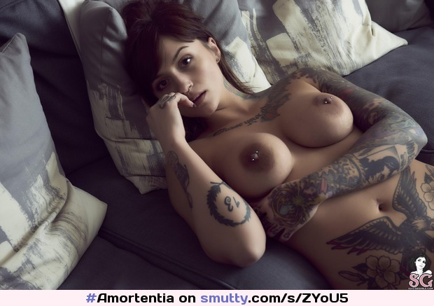 Foxilla Suicide Girls Celebrity Beautiful Babe Posing Hot Bed Latina Babe Source 1