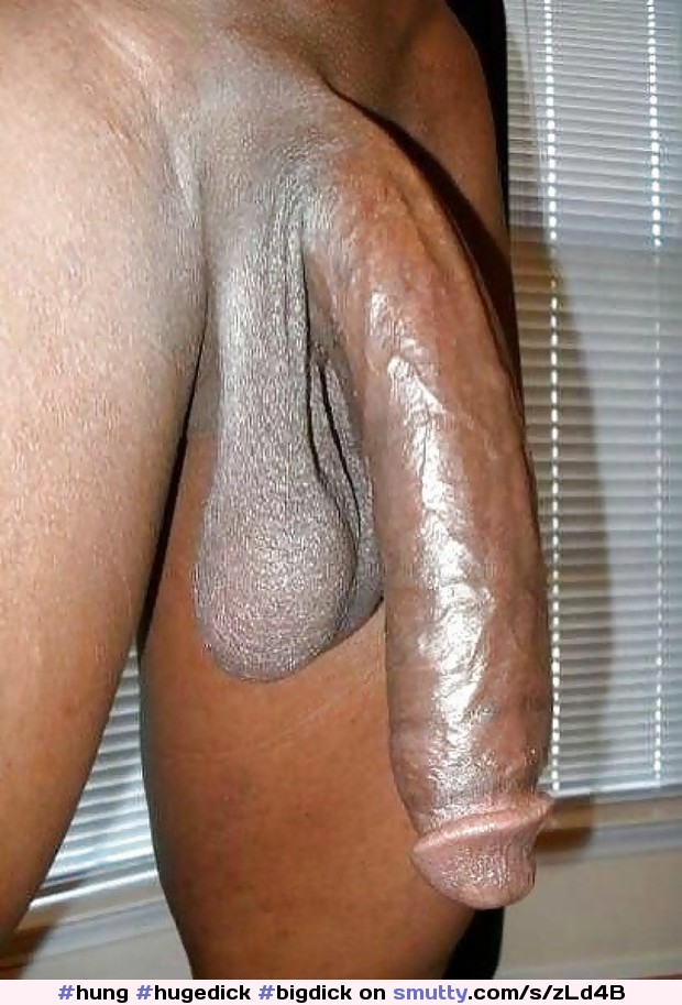 naked-black-monstercock-and
