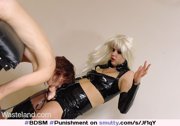 Sexual punishments lesbian submissives