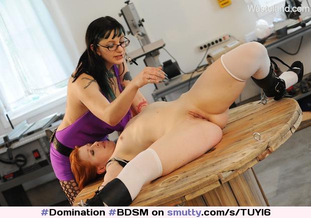 Femdom anal punishment