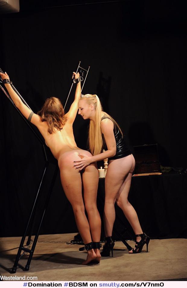 Lesbian bondage and discipline
