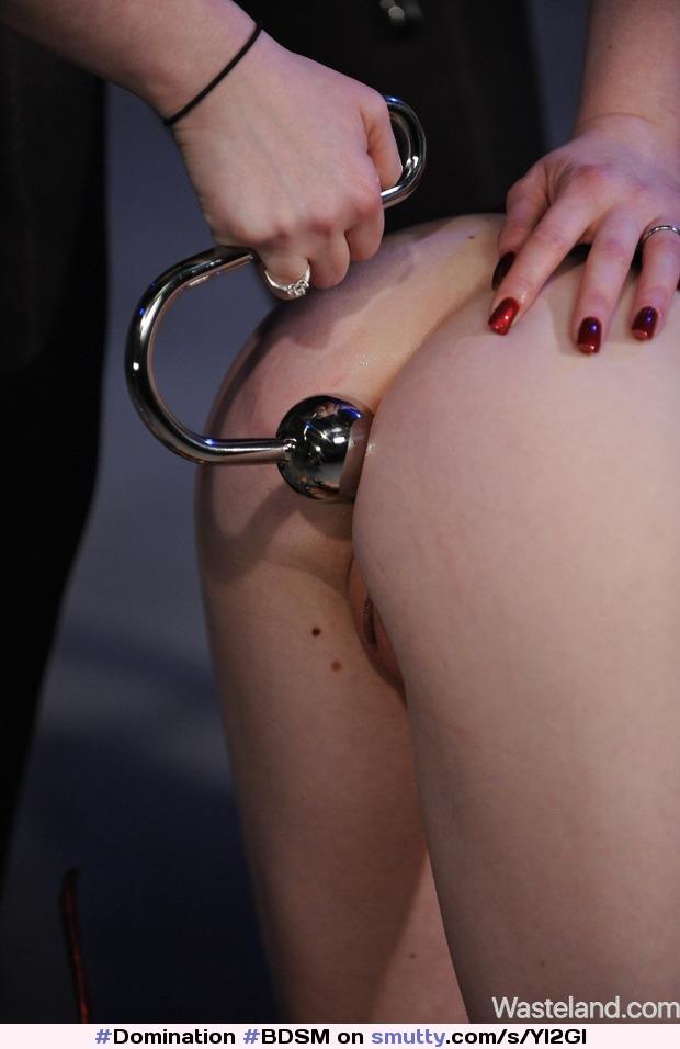 anal punishment Femdom