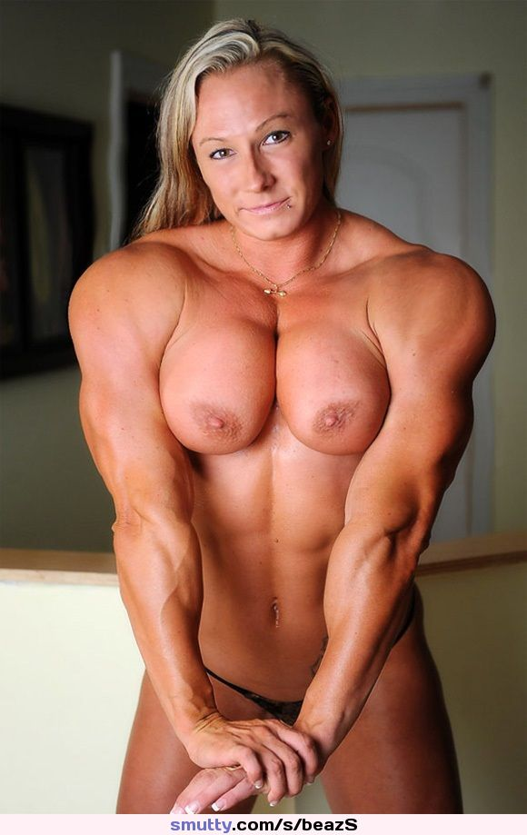 Can Naked muscle eropa women