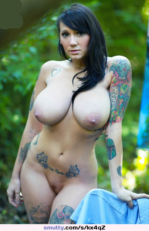 Hannigan pussy naked women with big boobs and tattoos